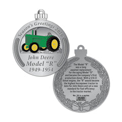 John Deere 2019 Limited Edition Christmas Ornament - LP73722,1