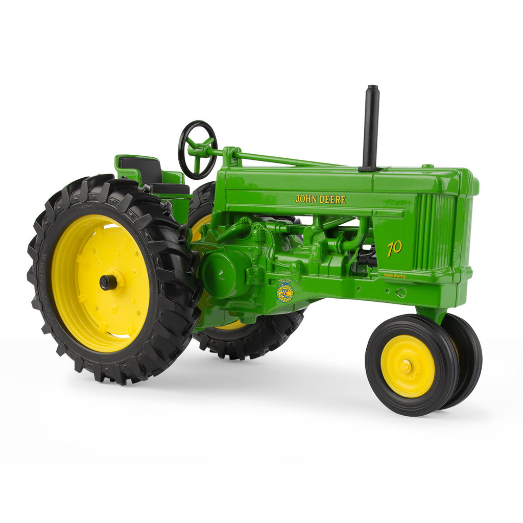 1/16 John Deere Model 70 with FFA Logo Tractor Toy - LP74514