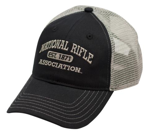 NRA Established 1871 Trucker Hat/Cap - 17NRA003