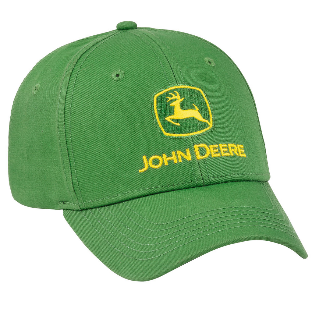 John Deere Green Trademark Cap - LP69072