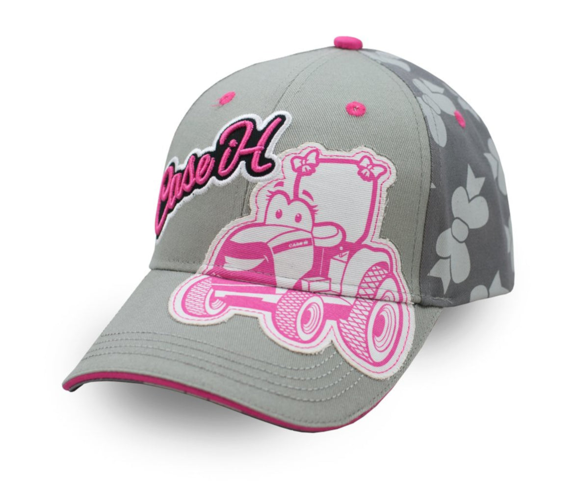 Toddler Girl's CASE IH Hat / Cap - 16CIH102-TOD