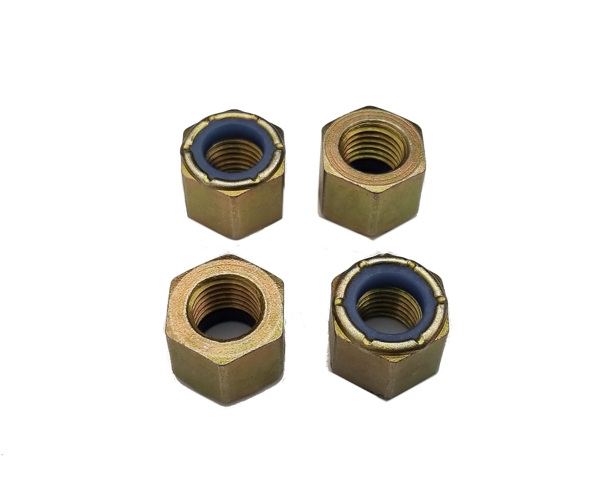 John Deere Original Equipment Lock Nut (4 Pack) - 14M7325