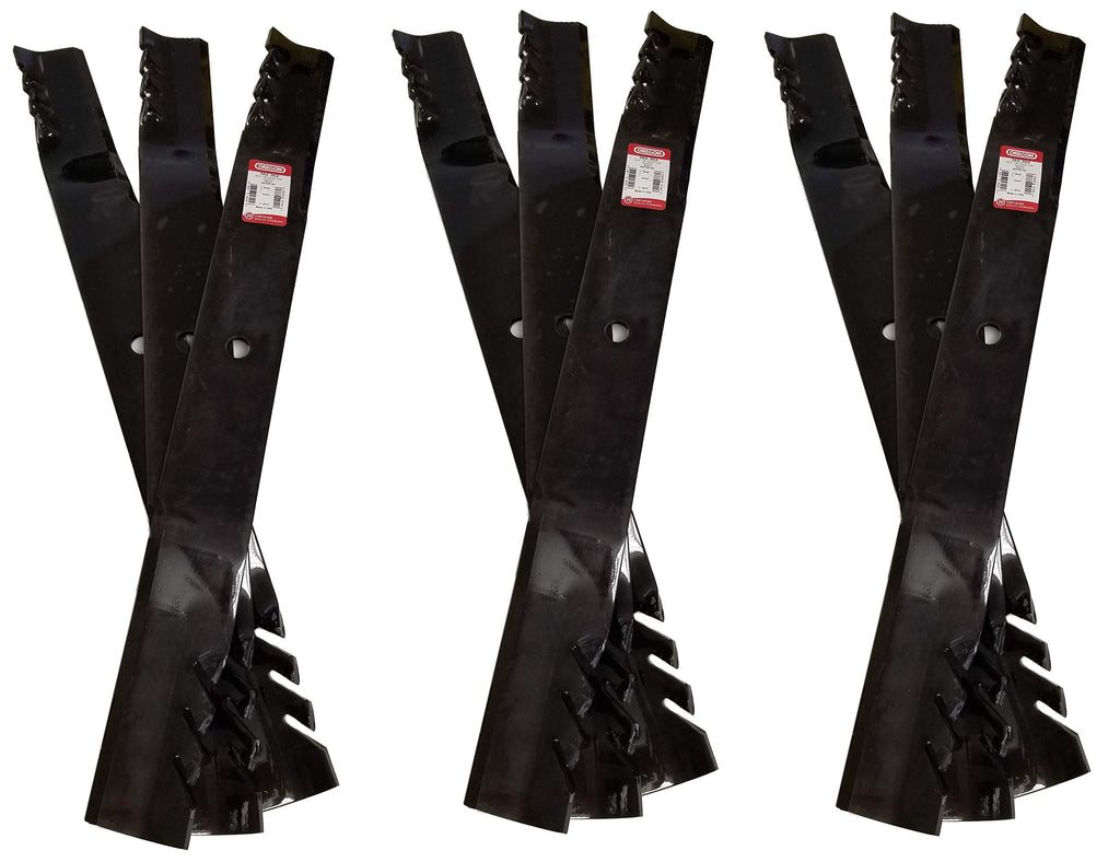 Oregon Gator Blade Sets - 392302 (Set of Nine Blades)