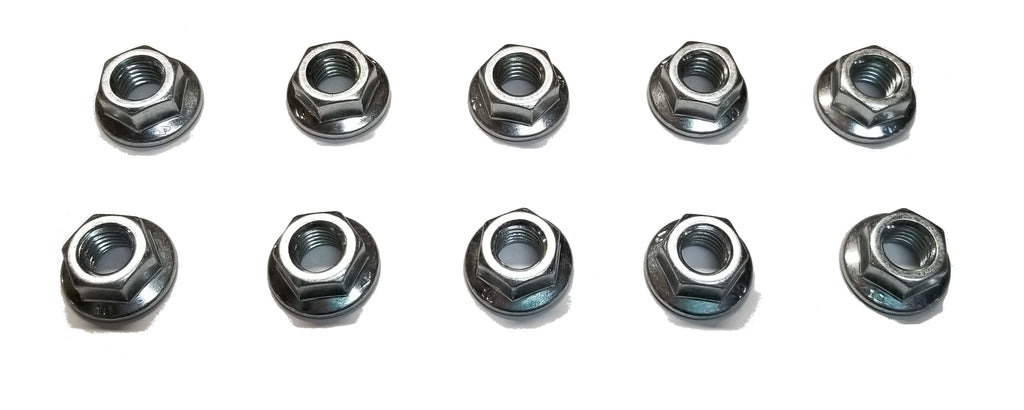 John Deere Original Equipment Flange Nut (10 PACK) - 14M7296