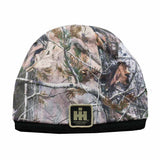 IH Reversible Camo and Blaze Orange Logo Beanie - 16IHK039