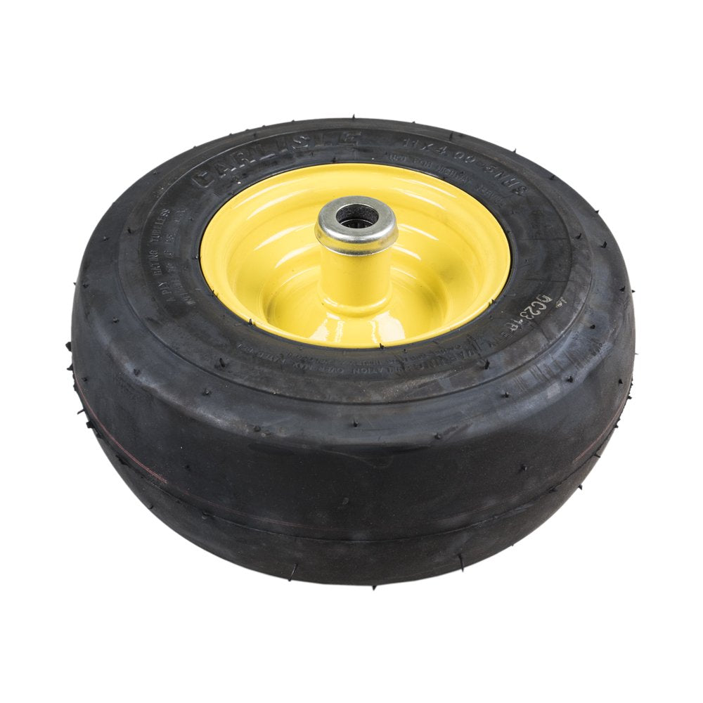 John Deere Original Equipment Wheel and Tire Assembly - AM101589