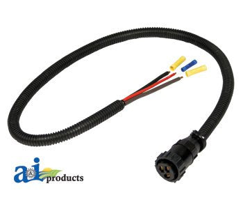 A&I Products CONNECTOR AUX. POWER PART NO: A-AP459