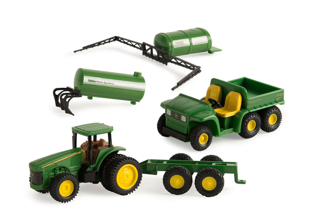 John Deere Farm Toy Set - LP64812