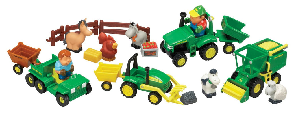 John Deere Fun on the Farm Playset - TBEK34984