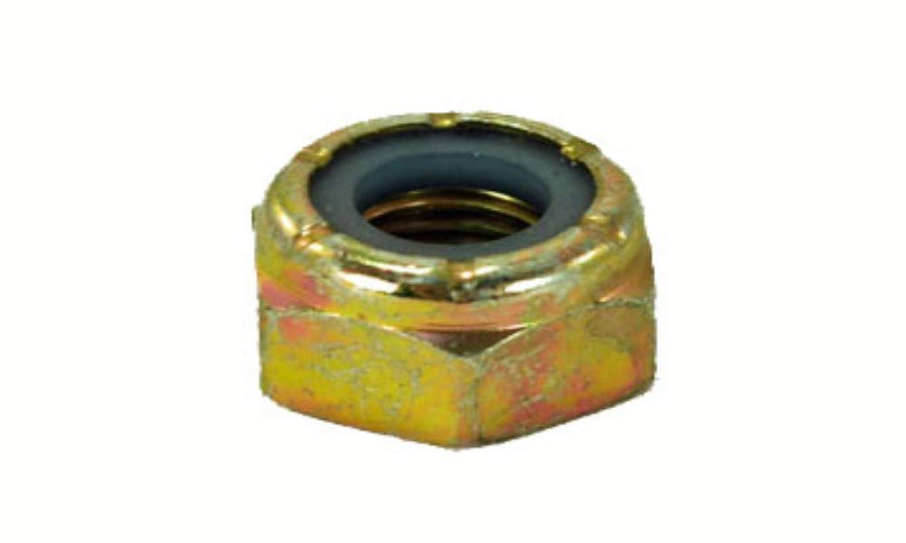 John Deere Original Equipment Lock Nut #14M7455