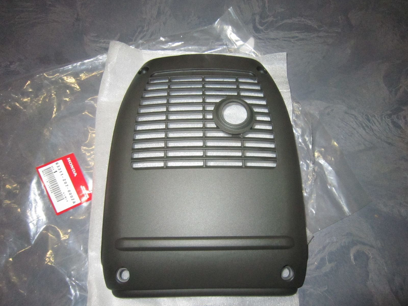 Honda 63311-Z07-000ZA Cover Rr. *Nh314*