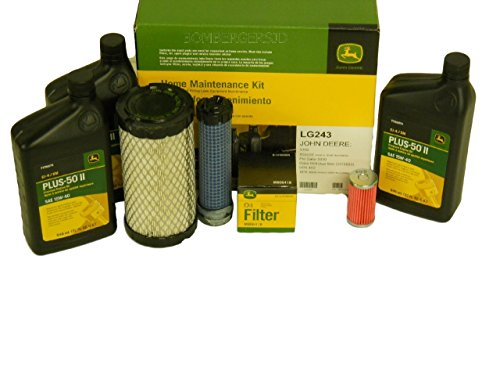 John Deere LG243 FILTER KIT