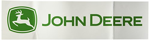 John Deere Rear Window Green Graphic - LP66183