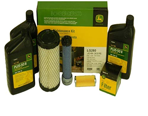John Deere Original Equipment Filter Kit #LG260