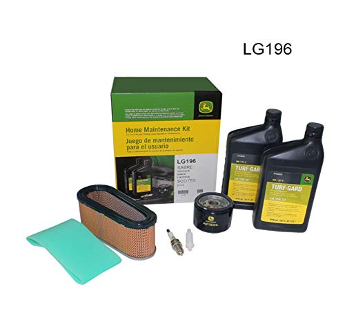 John Deere Original Equipment Filter Kit #LG196