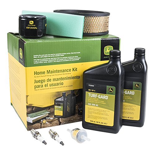 John Deere Original Equipment Filter Kit #LG227