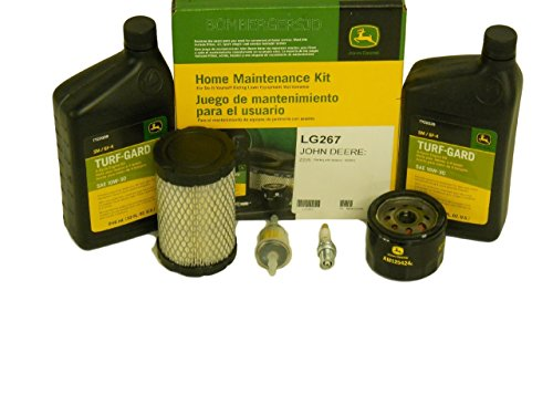 John Deere Original Equipment Maintenance Kit #LG267