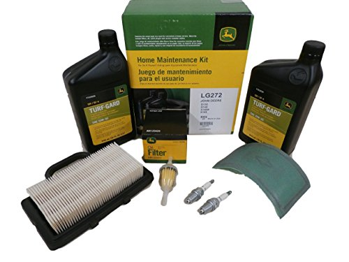 John Deere Original Equipment Filter Kit #LG272