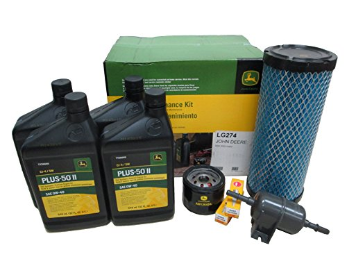 John Deere Original Equipment Maintenance Kit #LG274