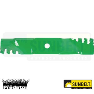 A & I Products Blade, Mulching Parts. Replacement for John Deere Part Number ...