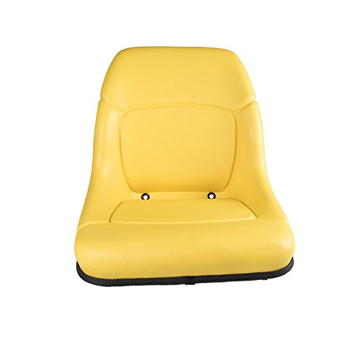 John Deere Original Equipment Seat #AM117489