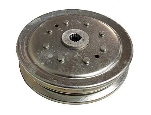 John Deere Original Equipment Pulley #AM131020