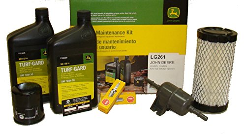 John Deere Original Equipment Maintenance Kit #LG261