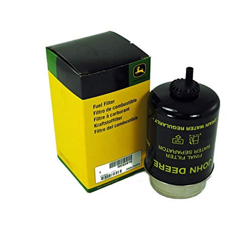 John Deere Original Equipment Fuel Filter #RE62419