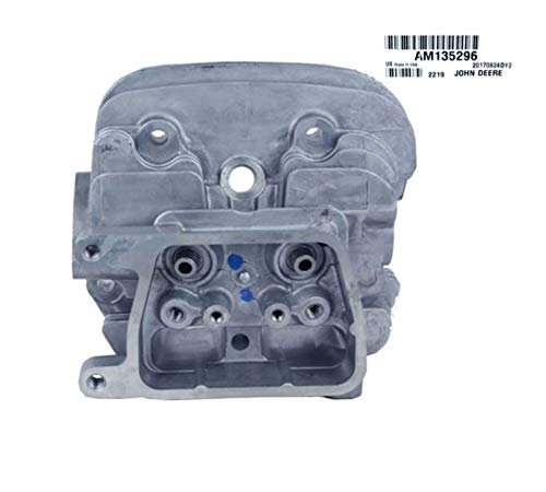 John Deere Original Equipment Cylinder Head #AM135296