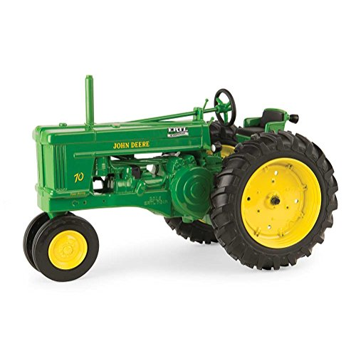 1/16 John Deere Model 70 Tractor Toy Ertl 70th Anniversary Ed #45525A - LP53344