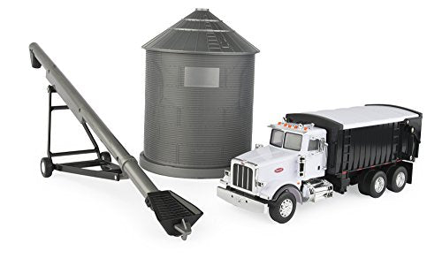 1/32 Peterbilt Harvesting Toy Set by Tomy #46501