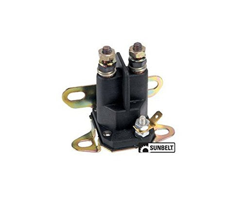 Solenoid Part No: A-B1AC160