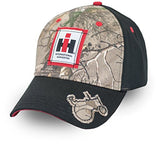 Case IH Youth Black and Camo Tractor Bill Hat/Cap - 16IH112-YTH