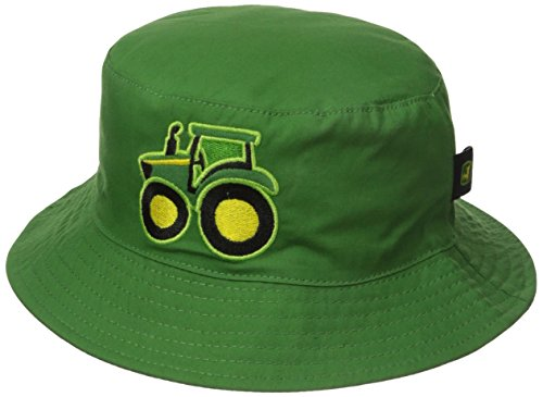 Infant Boys John Deere Bucket Hat with Tractor - LP66944