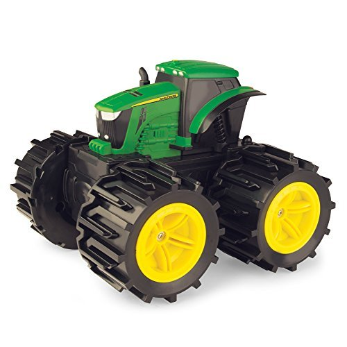 TOMY John Deere Monster Treads Mega Monster Wheels - LP68153