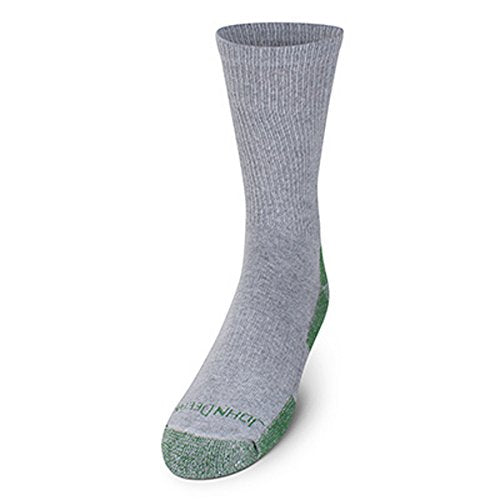 Men's John Deere 4-Pack Socks (Gray) - LP68856