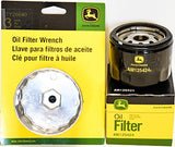 "John Deere 3"" Oil Filter Wrench with AM125424 Oil Filter Set"
