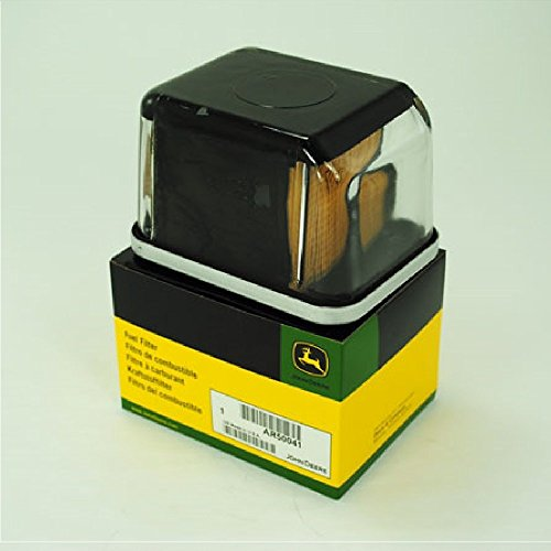 John Deere Original Equipment Fuel Filter #AR50041 (12-Pack)