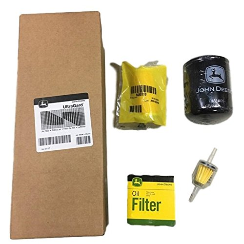 John Deere Original Equipment Filter Kit LVA21036