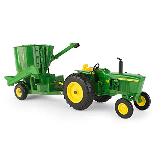 John Deere 1/16 3020 with Mixer Mill - LP68814