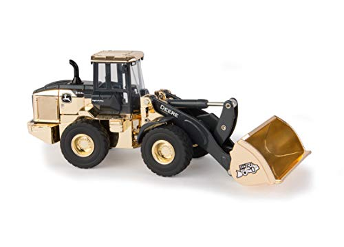 John Deere 1/50 544L Wheel Loader 50th Anniv. Gold Limited Edition - LP70555