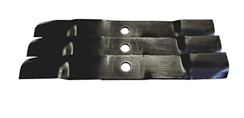 John Deere Original Equipment Mower Blades Qty. 3 - M135334,3