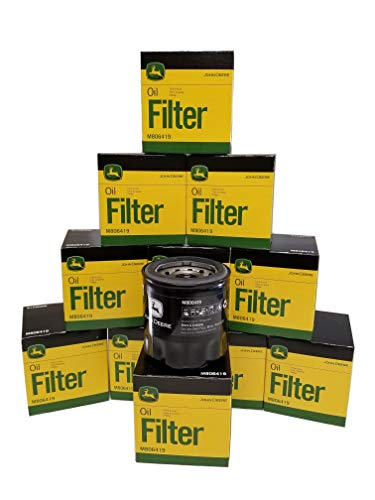 John Deere Original Equipment Oil Filters - M806419 (Multi-Packs)