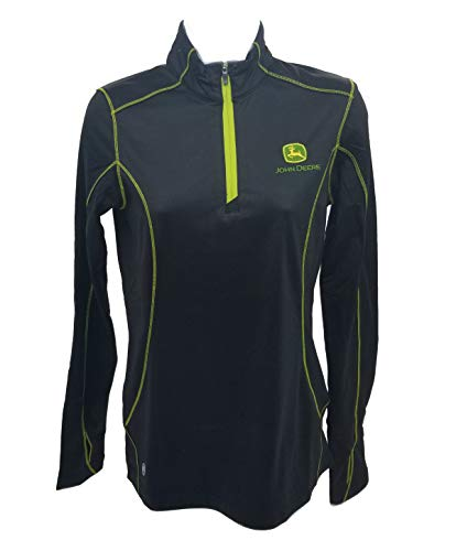 John Deere Women's Stormtech Pulse Pullover (Medium) - LP71538