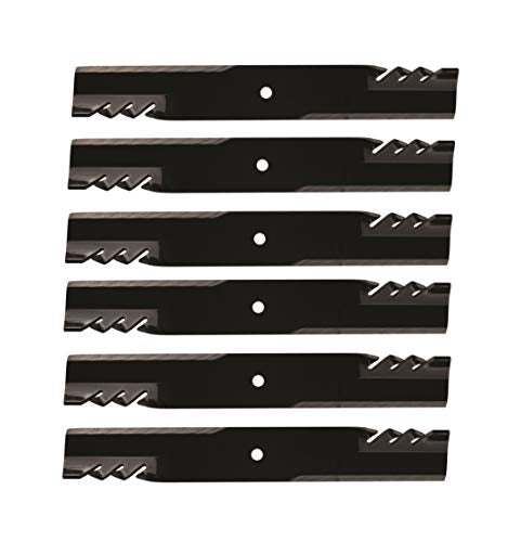 "OREGON Gator Blades 62C"" (Set of 6) - 396810,6"