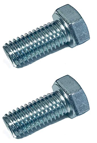 John Deere Original Equipment Cap Screw (Pack of 2) - 19M7872,2