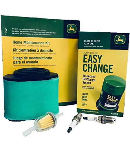 John Deere Original Equipment Home Maintenance Kit - AUC13707,1