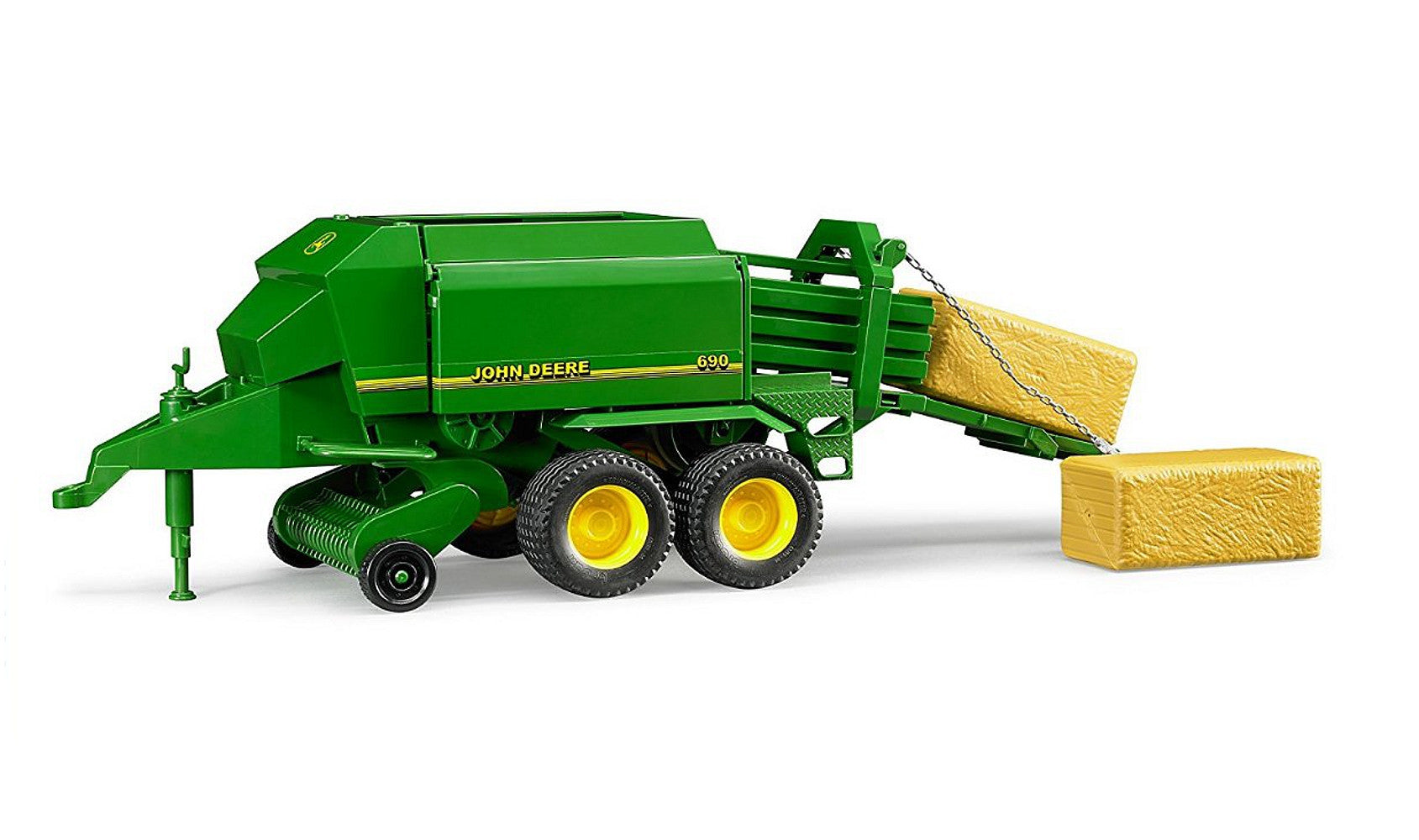 1/16 Scale John Deere 690 Large Square Baler Toy by Bruder - LP53289