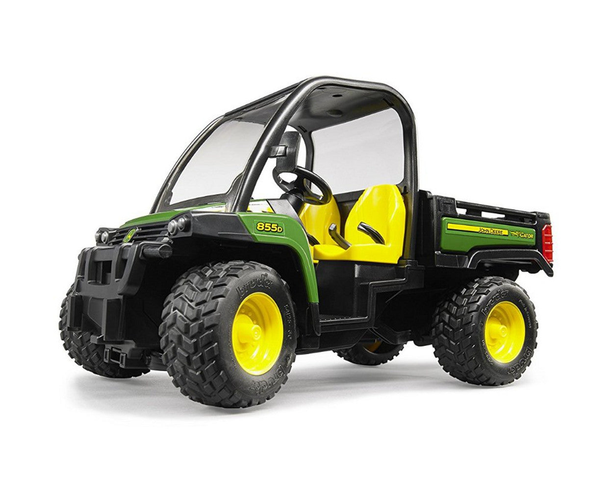 1/16 Scale John Deere Gator 855D Toy by Bruder - LP53292