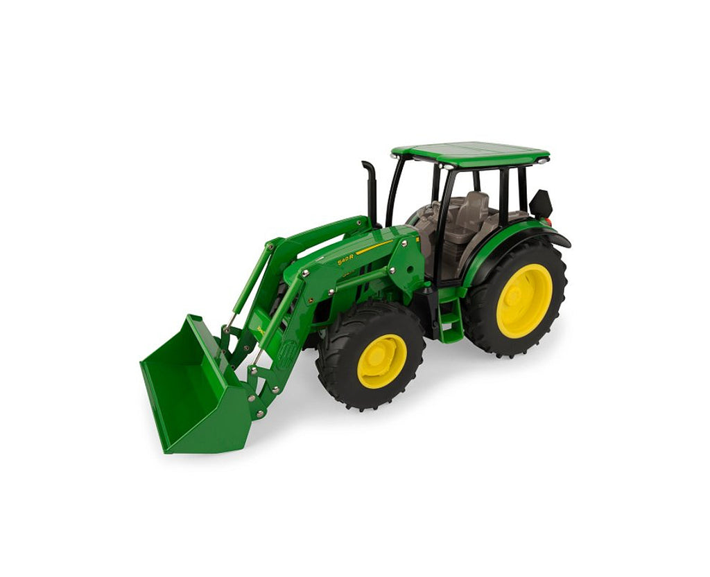 1/16 John Deere 5125R Tractor Toy with Loader  - LP64408